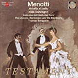 Menotti: Amelia al ballo [Amelia Goes to the Ball--Orig 1954 Prod]
