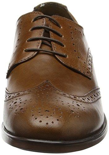 Scarpe Brouge Keyworth Uomo Brown Stringate Burton Tan London Menswear qtn6O6