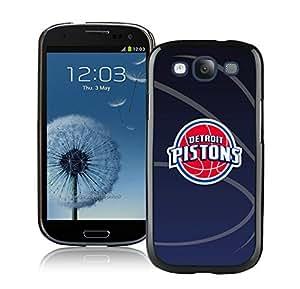 New Custom Design Cover Case For Samsung Galaxy S3 I9300 Detroit Pistons 11 Black Phone Case