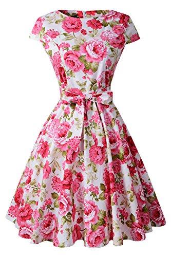 50s circle skirt dress - 6