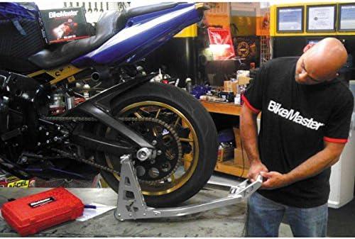 BikeMaster ユニバーサル アルミニウム リアスタンド