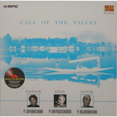 Call of the Valley - Indian Classical Instrumental (Vinyl LP)