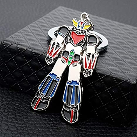 Amazon.com: FITIONS - UFO Robot Grendizer Enamel Metal ...