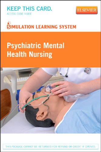 Simulation Learning System for Psychiatric Mental Health Nursing (Retail Access Card), 1e