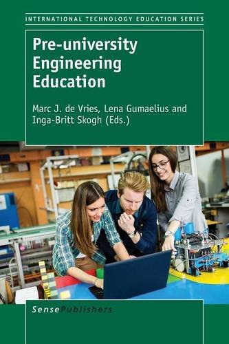 Pre-university Engineering Education (International Technology Education Studies)