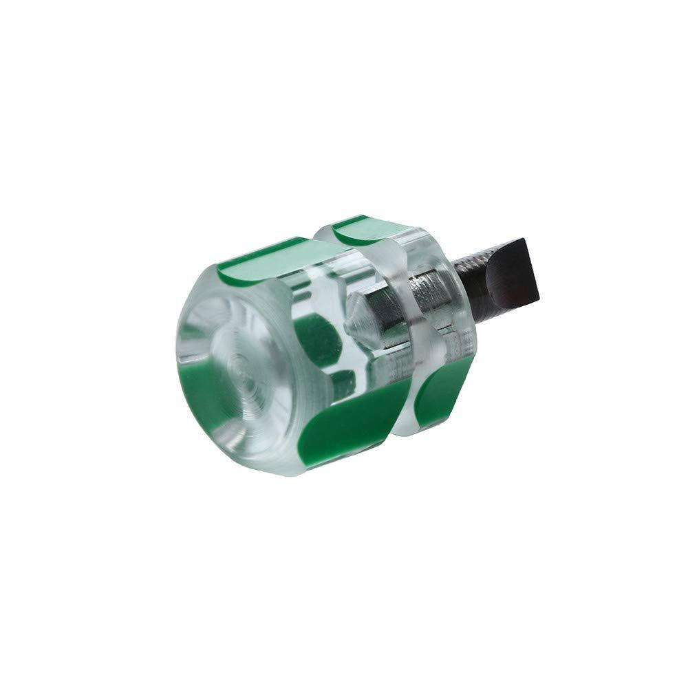 Xindda 2pcs/Set Mini Short Stubby Phillips Slotted Screwdriver Tools Kit Set Useful by Xindda (Image #8)