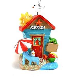 51b%2BYhZefQL._SS300_ 500+ Beach Christmas Ornaments and Nautical Christmas Ornaments