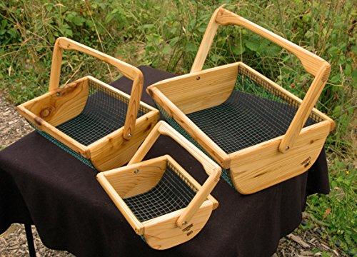 Cedar Hose - Country Basket - Large