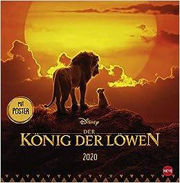 Téléchargez Der König der Löwen Broschur Kalender 2020 EPUB gratuitement en Français