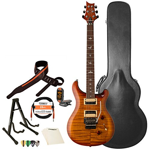 Custom 24 Electric Guitar - 8