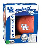 MasterPieces NCAA Kentucky Wildcats Basketball Shake 'n Score Dice Game