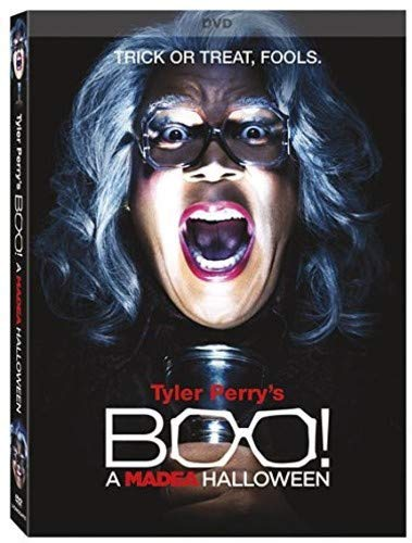 Tyler Perry's Boo! A Madea Halloween [DVD] for $<!--$4.98-->