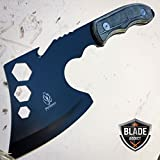 New 11'' BUCKSHOT TOMAHAWK THROWING AXE BATTLE Hatchet WOOD hunting SURVIVAL EcoGift Nice Knife with Sharp Blade- Great For Fun And Practical Use