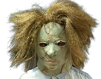 Michael Myers # 2 Horror Mask - Perfecto para Carnaval, Halloween y Carnaval - Disfraz