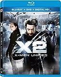 X2: X-men United Blu-ray Triple Play Dhd