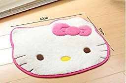 Cute Hello Kitty Door Mat Kitchen Bathroom Mat Carpet Bath Mats for home decoration