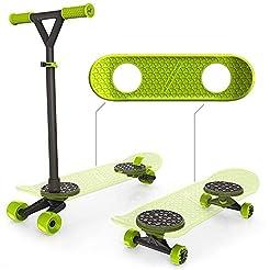 MorfBoard Skate & Scoot Combo Set, Chart...