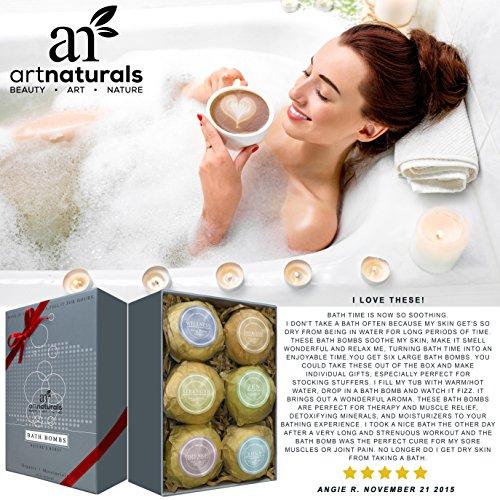 Spa Naturals Bath Bombs