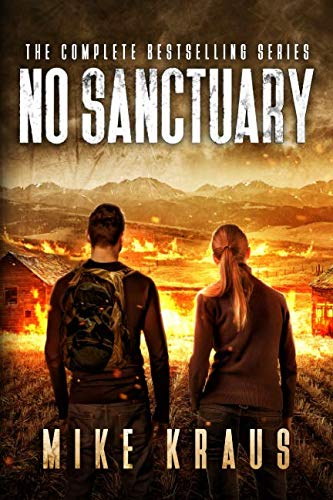 No Sanctuary: The Complete Bestselling Series