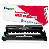 Kingway DR630 DR660 Compatible Brother DR-630 DR-660 High Yield Drum for Brother LaserJet Pro HL-L2340DW DCP-L2540DW MFC-L2700DW HL-L2380DW HL-L2300D MFC-L2740DW DCP-L2520DW Printer