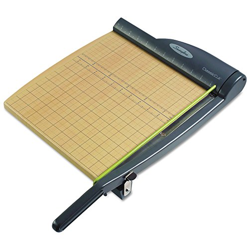 Wood Composite and Metal Base Quartet CL300 Classic Cut Series Paper Trimmer ()