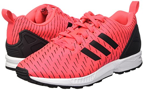 Femme Basses Zx shored Adidas Flux Shored Multicolore cblack Baskets qw6vIt