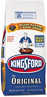 product image for Kingsford Charcoal Briquets, 2x20lb - two 20-pound bags.