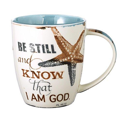 Lighthouse Collection Mug – Psalm 46:10