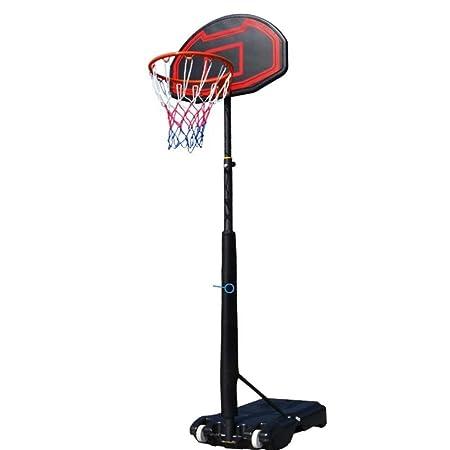 Portátil Deportes For Niños Aro De Baloncesto Objetivos Sistema De ...