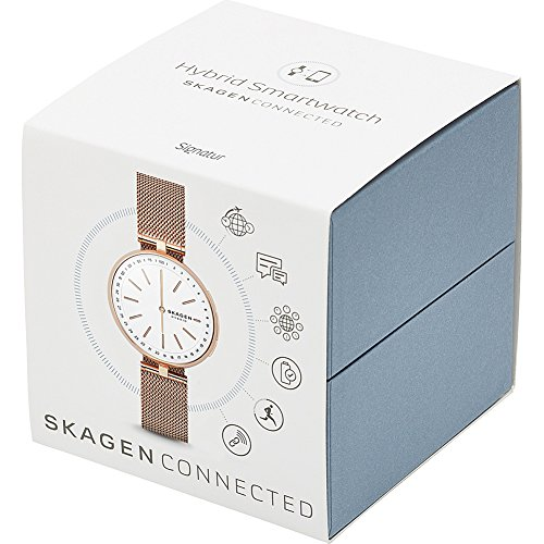 Skagen Signatur Connected Hybrid Watch