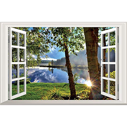 Homefind Stickers Peaceful Sunshine Removable product image