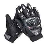 Motorcycle Gloves Outdoor Cycling Full Finger Gloves Breathable Unisex Gloves Sports