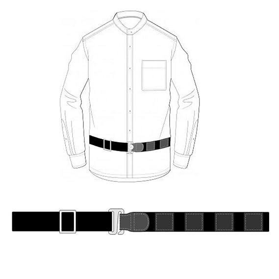 In der Nähevon Shirt-Stay Best Shirt Stay Einstellbare Nylon Tuck It Belt Tucked