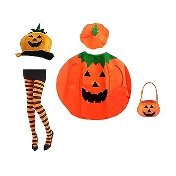Halloween Pumpkin Accessories.Buy Amosfun Halloween Pumpkin Costume Party Dress Up Props Pumpkin Suit For Adult Cosplay Accessories Online At Low Prices In India Amazon In