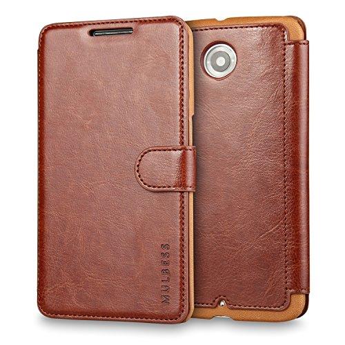 Mulbess Vintage Leather Wallet Motorola product image