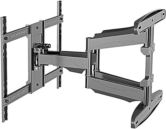 Soporte para TV inclinable Soporte para TV Soporte giratorio ajustable para TV para la mayoría de