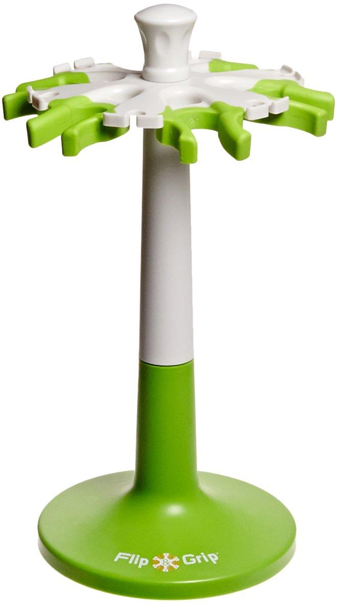 Heathrow Scientific Flip & Grip HD120056 Pipette Holder, Lime HEA120056