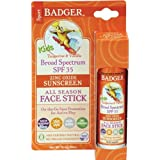 Badger - Kids Sport Sunscreen Face Stick - SPF 35