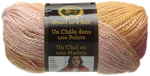 Lion Brand Yarn 828-200 Shawl in a Ball Yarn