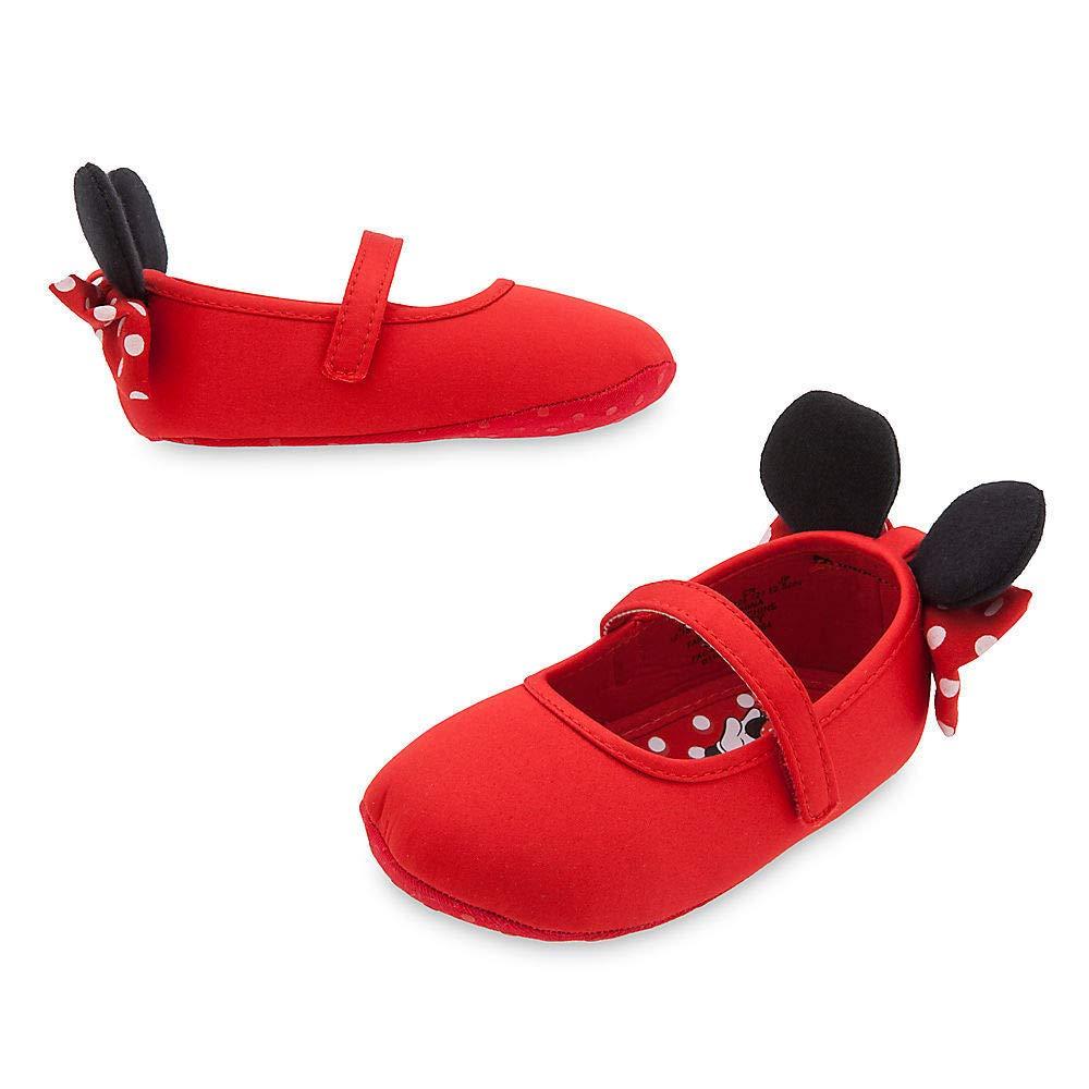 Amazon.com: Disney Store Minnie Mouse - Disfraz de bebé con ...