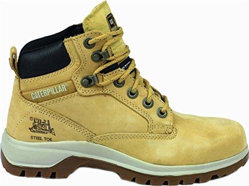 Caterpillar Kitson Safety Boot Honey UK6