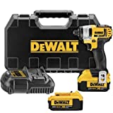DEWALT DCF885M2 20V MAX Lithium Ion 1/4-Inch Impact Driver Kit For Sale