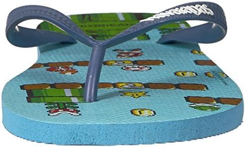 Havaianas Mario Bros Flip Flop Sandal