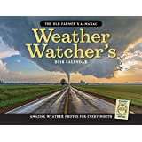 The Old Farmer's Almanac 2018 Weather Watcher's Calendar