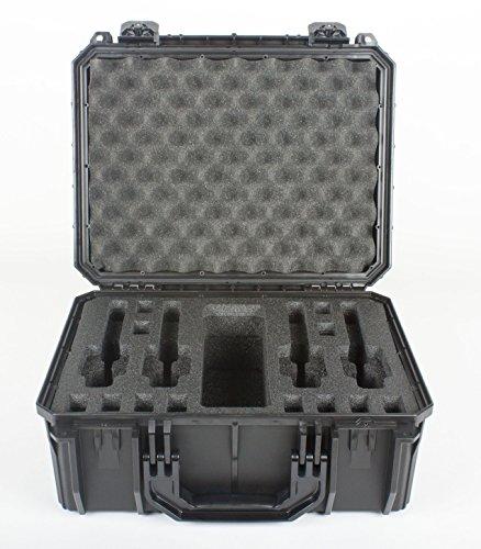 Seahorse SE630FP4 Protective Range Case (Black)