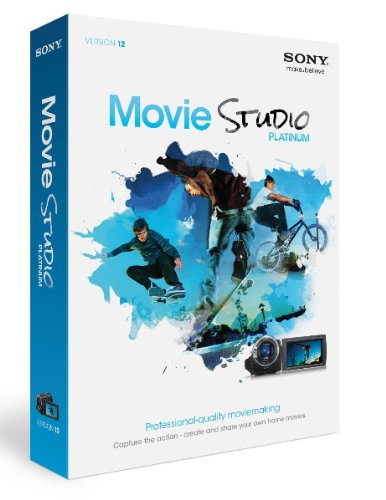 Sony Movie Studio Platinum 12