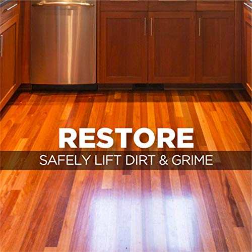 Weiman Hardwood Floor Cleaner 128 FL. OZ. Refill - Professional Strength by Weiman (Image #5)