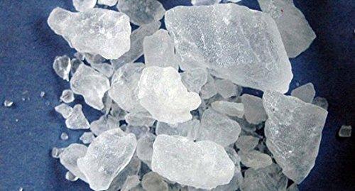 White Alum Crystal Rock 16 oz.