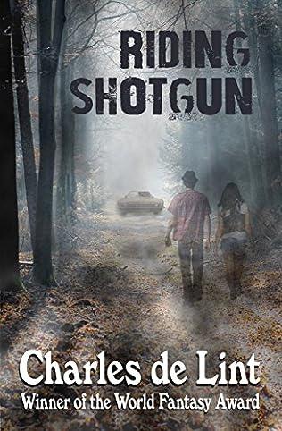 book cover of Riding Shotgun