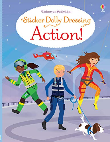 (Action! (Sticker Dolly Dressing) )